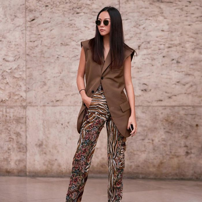 16 Outfits That Prove You Can Wear Pants to All Your Holiday Parties