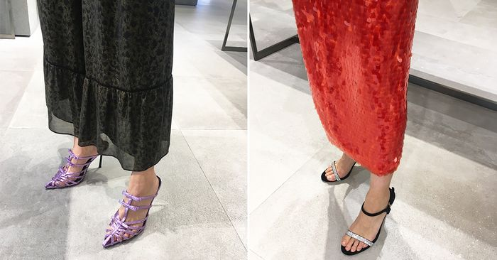 Zara's About to Drop Its Best-Ever Party Shoes, and I've Tried Them on Already