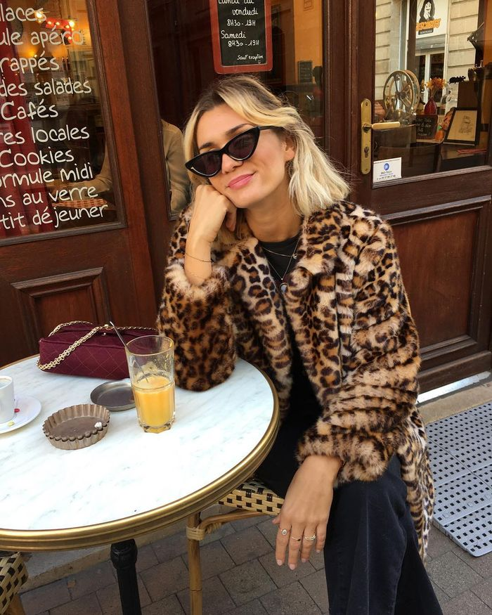 Fashion-girl It pieces: leopard