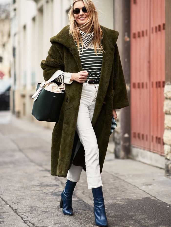 Best Hooded Coats for Women: This hooded coat proves they can look incredibly chic.