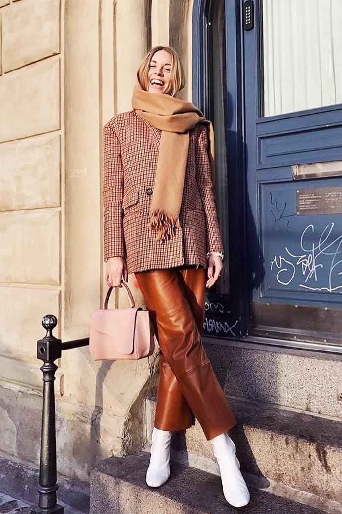 ASOS designer brands: Hanna Stefansson in Gestuz trousers