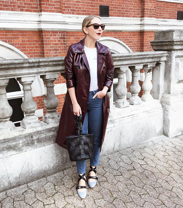 Most Flattering Jeans: A straight-leg style will hone your natural shape.