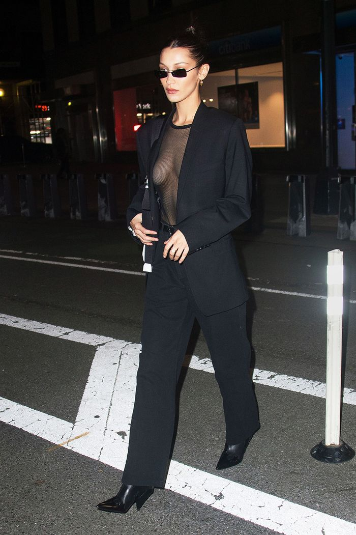 Bella Hadid affordable boots