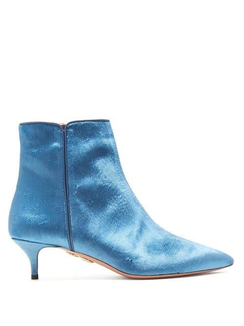 The 25 Best Blue Ankle Boots on Our