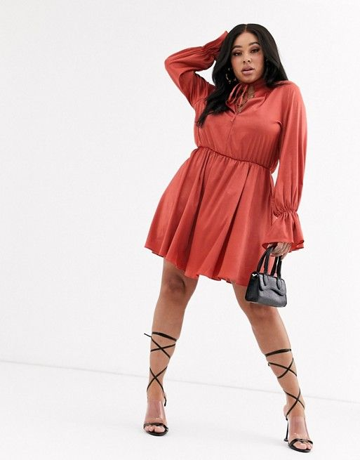 The 16 Best Plus-Size Dresses for New Year\'s Eve | Who What Wear
