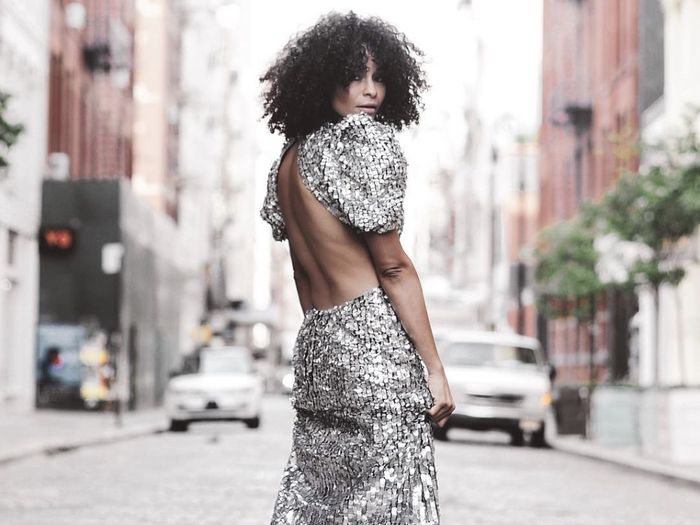 18 Non-Cliché Sequinned Dresses to Wear on New Year's Eve