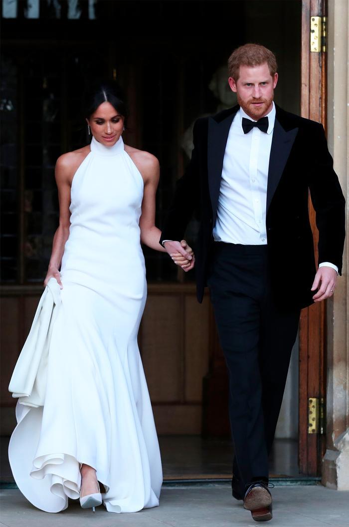 Meghan Markle Stella McCartney wedding dress: