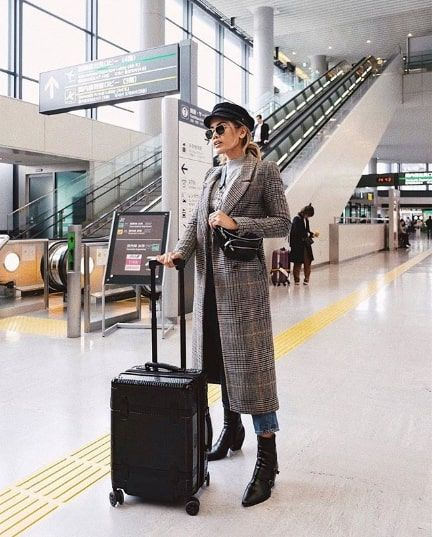 The Best Winter Travel Outfits
