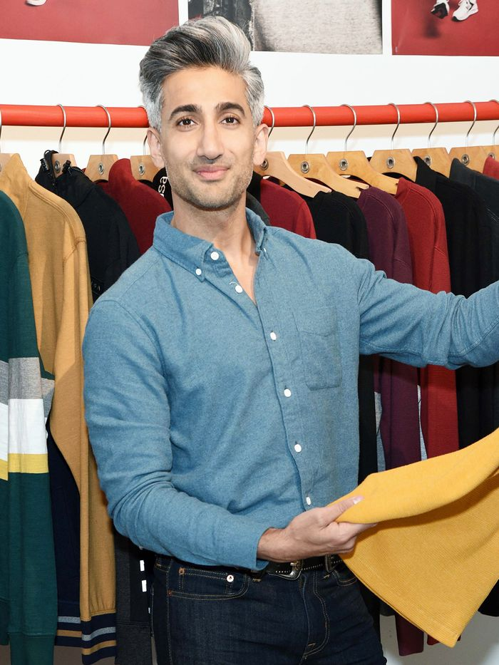 Tan France of Queer Eye: American Eagle Stylist at Large
