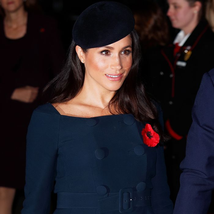 Kate Middleton and Meghan Markle Just Wore Winter's Biggest Jewelry Trend