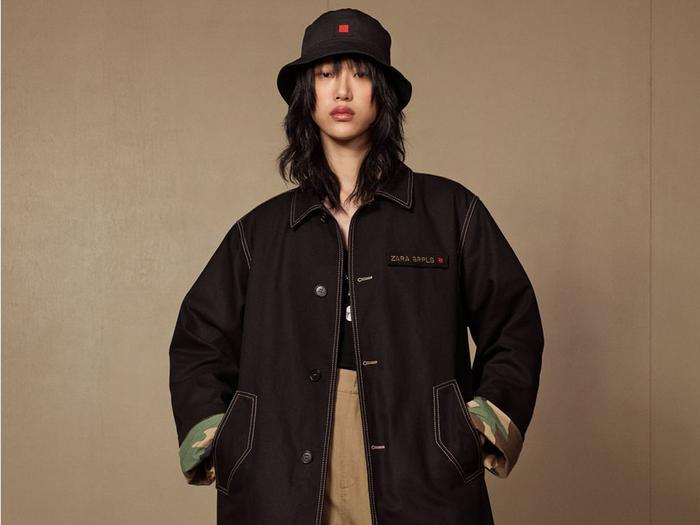 Best New Zara Jackets and Coats
