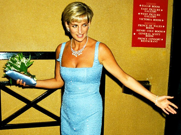 We're Living Vicariously Through Princess Diana's Impressive Party Outfits