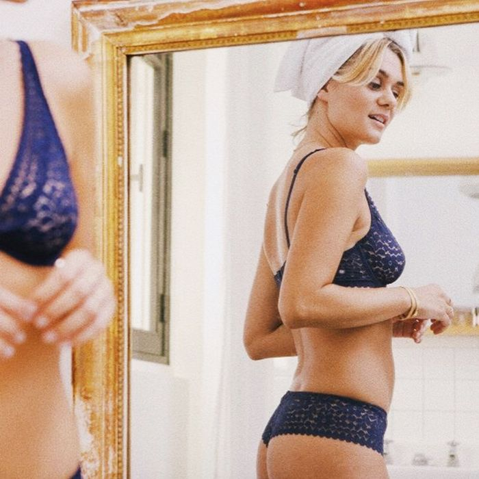 7 French Lingerie Brands You'll Be Mad You Didn't Know About Before