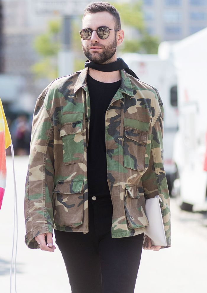 Camo Print Street Style Outfits