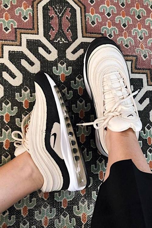Trainer trends 2019: Emma Rose wearing Nike Air Max sneakers