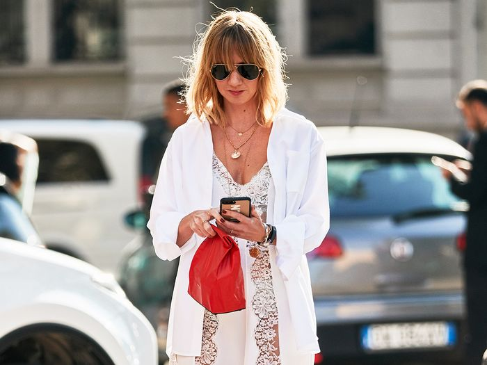 Lisa Aikin Street Style