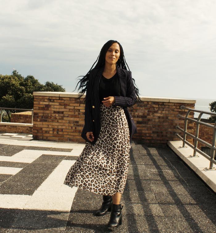 best leopard print skirt