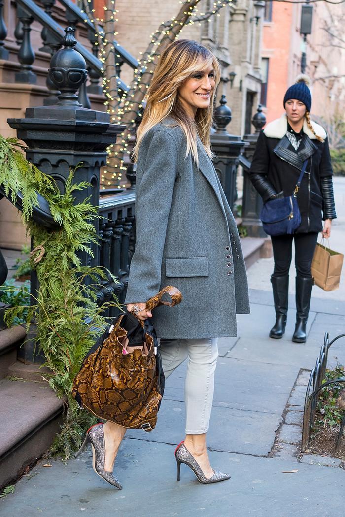 Celebrity style rules: Sarah Jessica Parker