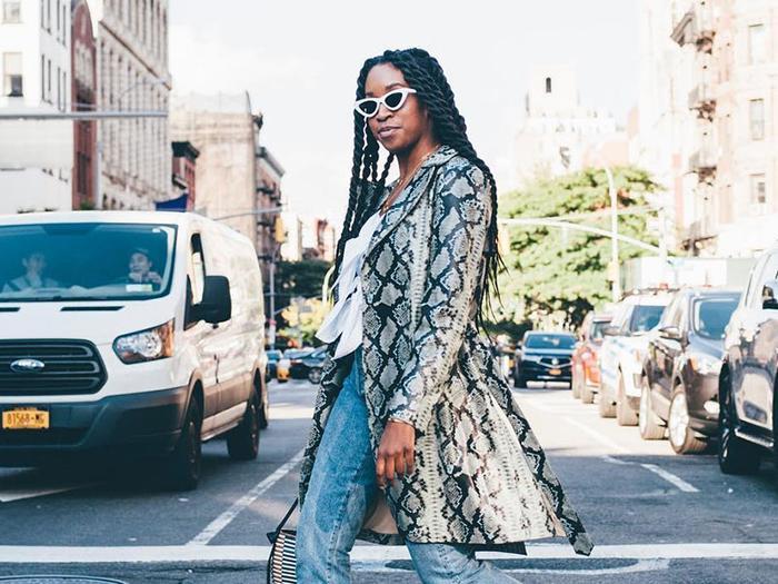 non-blogger NYC style