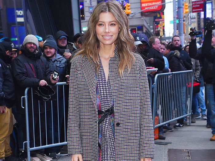 Jessica Biel's Favorite Shoes