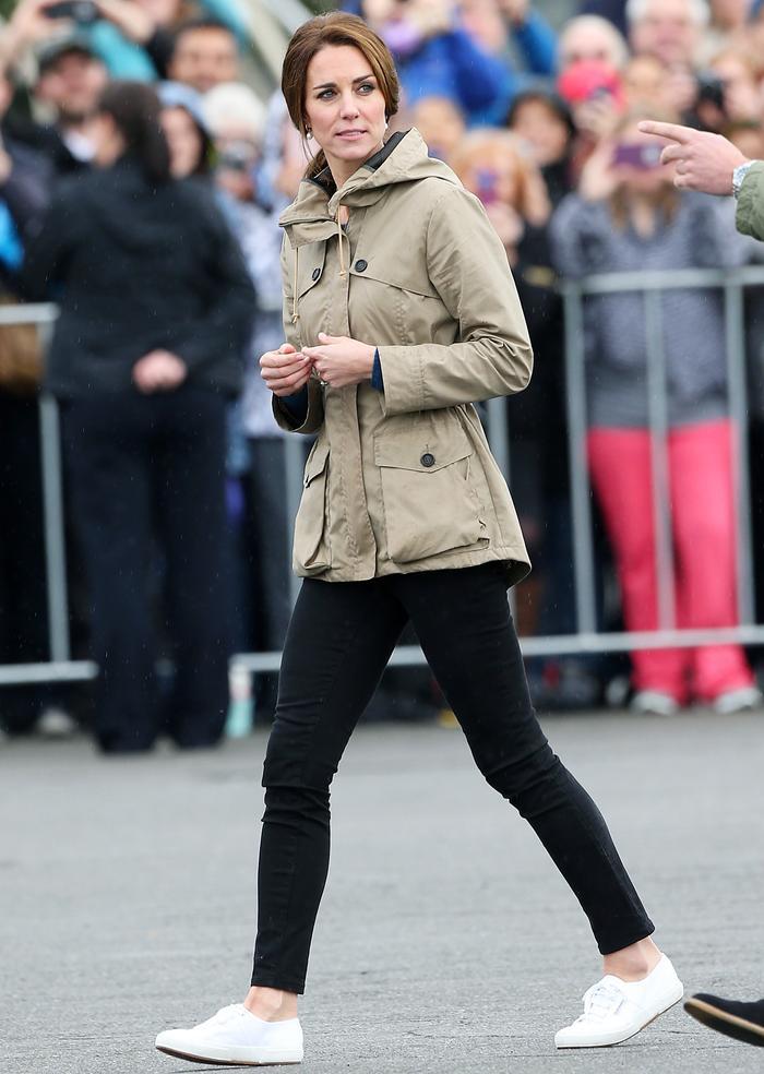 Kate Middleton sneakers