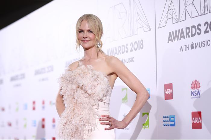 Nicole Kidman ARIA Awards 2018