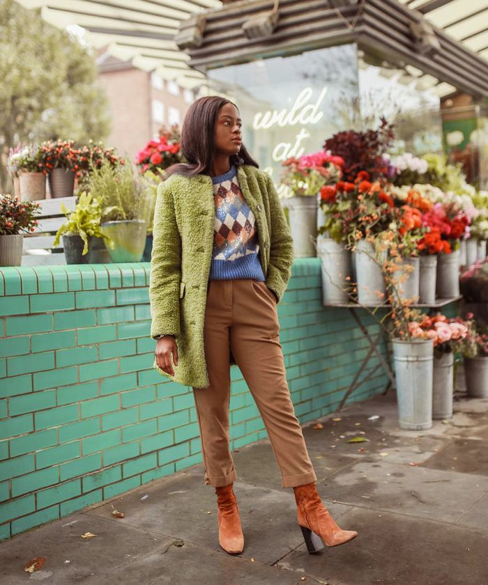 Old-Fashioned Clothes: Argyle knits are one of the most traditional jumper styles out there.