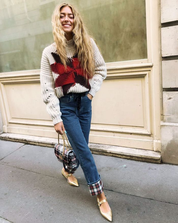 Winter Outfits With Flat Shoes