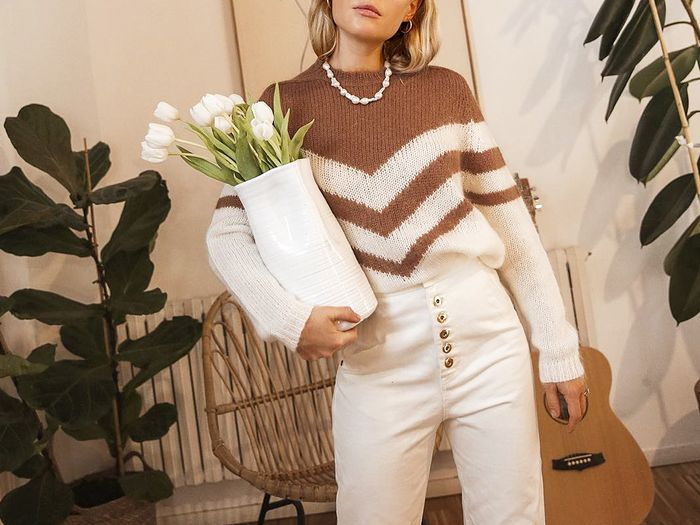 Instagram Is in Agreement: You Need This Affordable French Knit