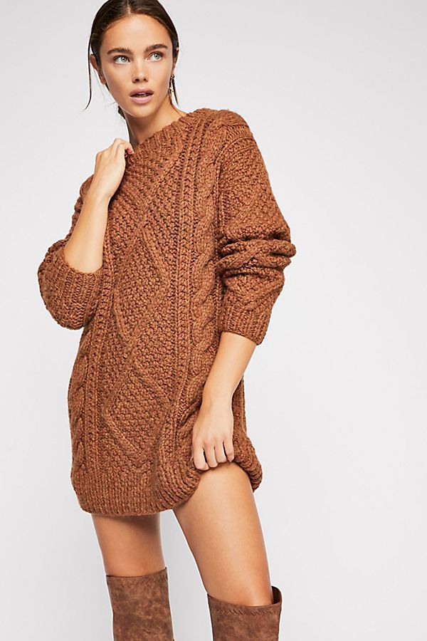 16 Cable Knit Sweater Dresses Perfect for Winter | Who What Wear