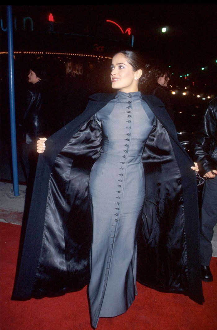 Salma Hayek in the '90s