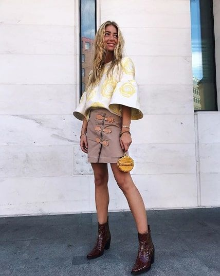 How to Wear Ankle Boots With Socks