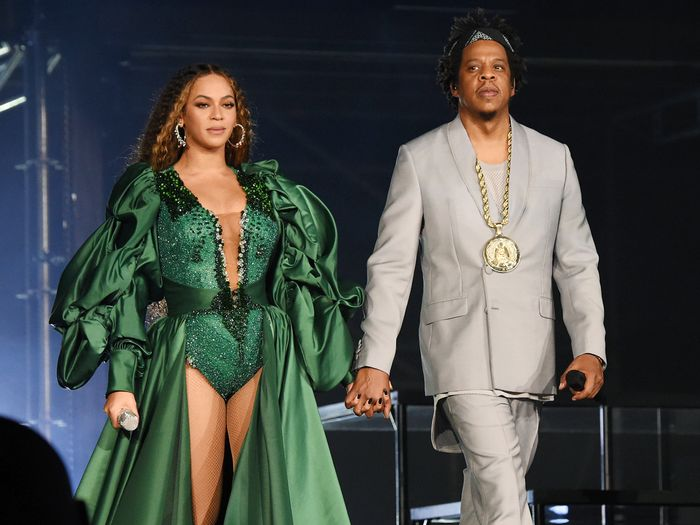Beyoncé's South Africa Outfits