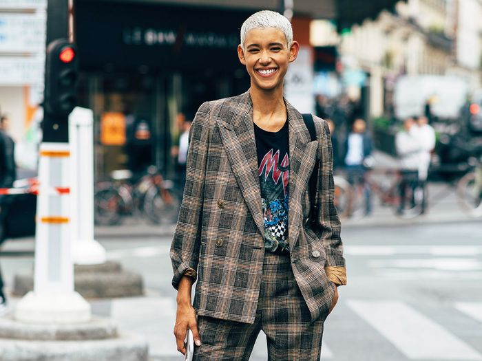 The Best Plaid Blazers