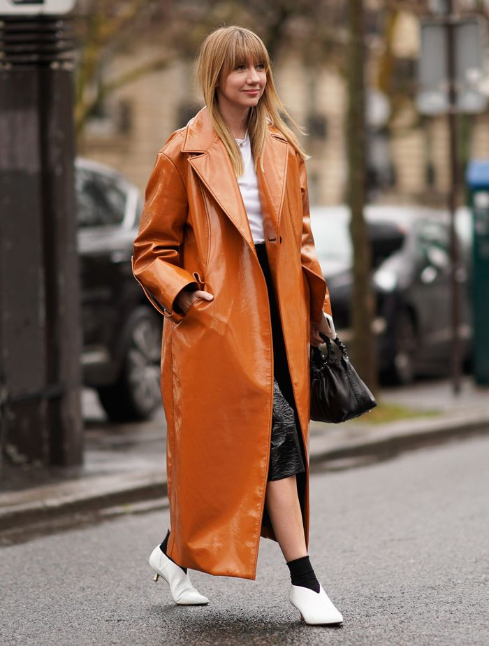 Best Maxi Coats: Lisa Aiken knows a maxi coat will make any outfit look chic