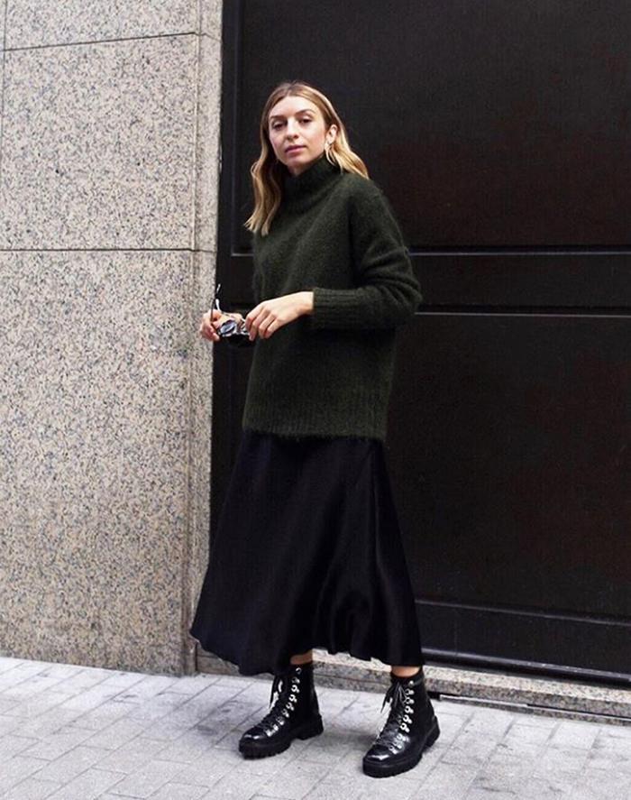 Grenson boots women: Brittany Bathgate