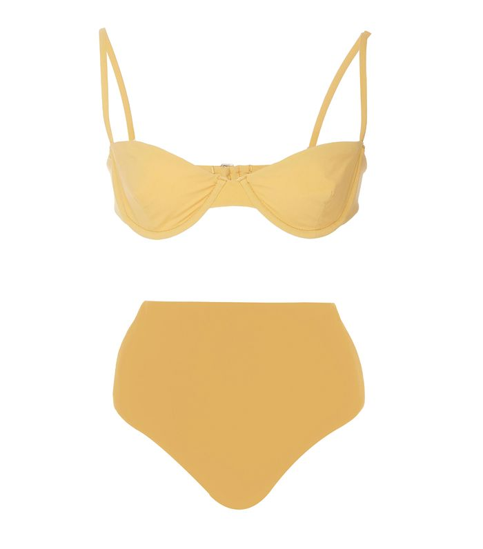 Metallic Bikinis Pick The Right One For Your Skin Tone