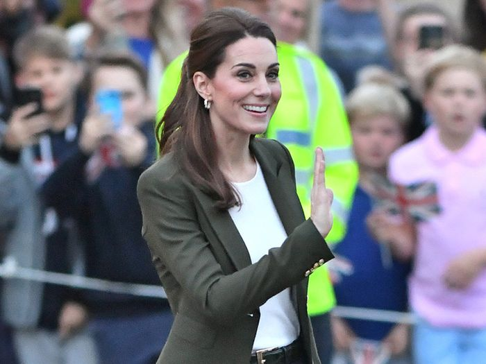 Kate Middleton Wore the Trend Everyone's Ditching Skinny Jeans For