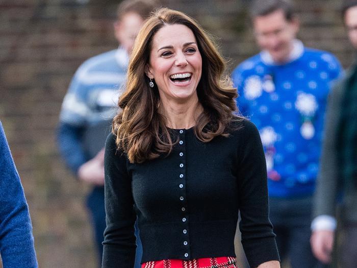 Kate Middleton's royal winter style 2018