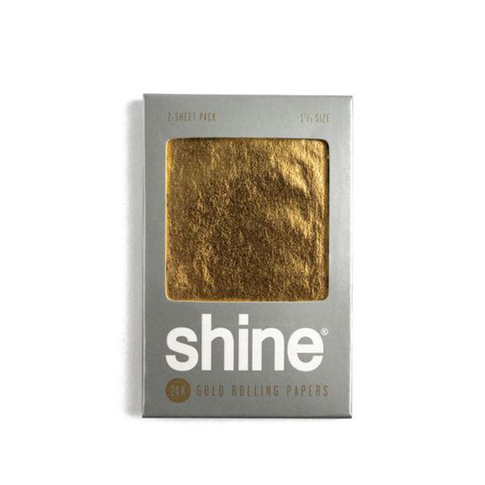 Shine 24K Gold Rolling Papers