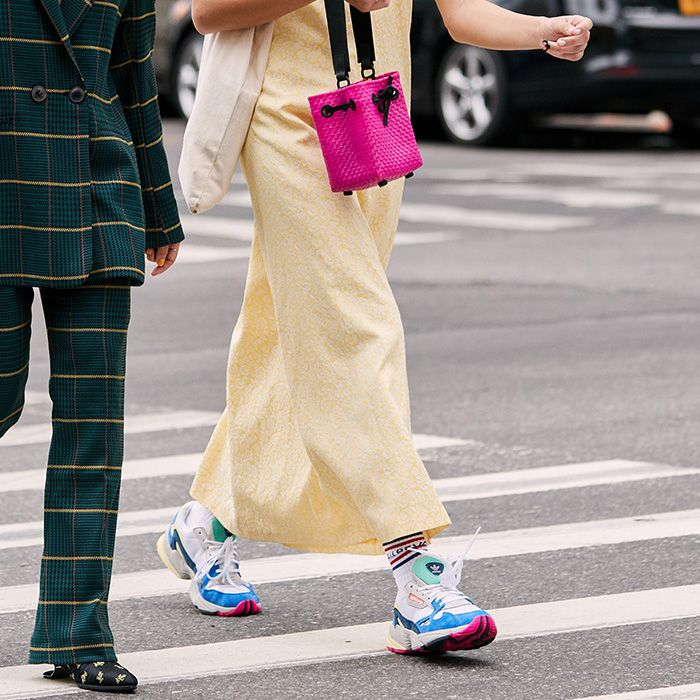 The 7 Sneaker Trends A Podiatrist Loves And Loathes Who What Wear
