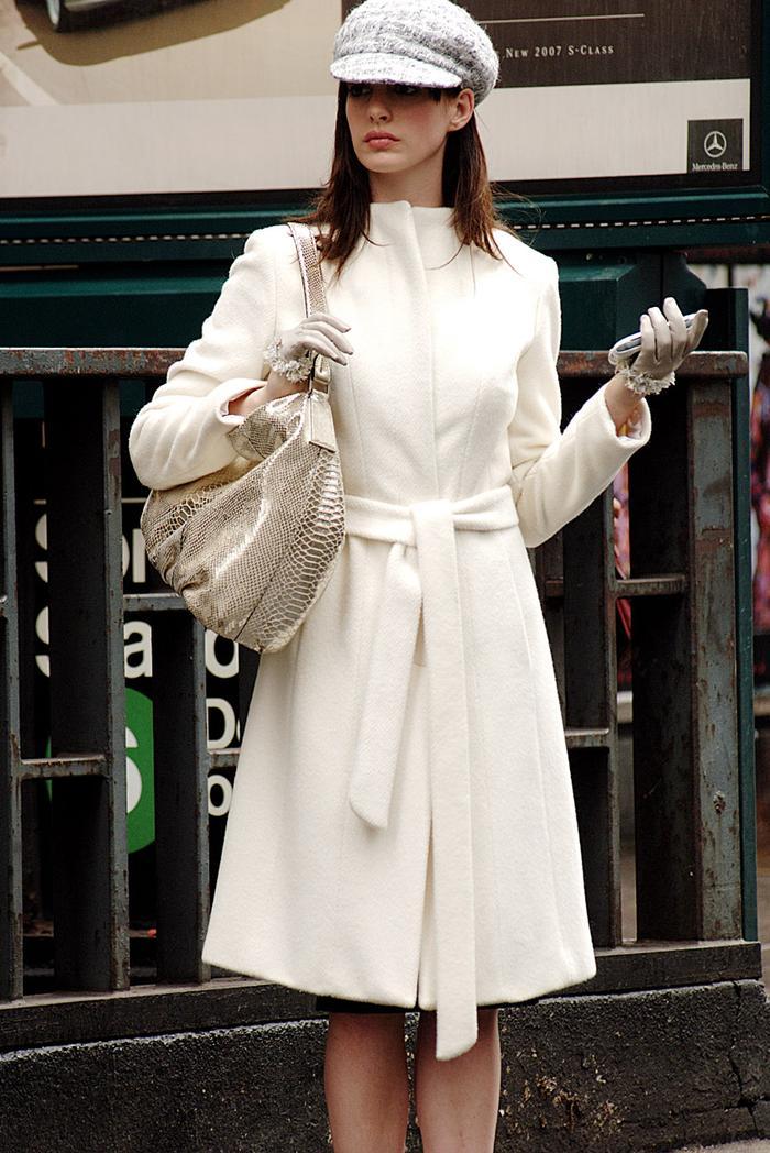 The Devil Wears Prada winter style