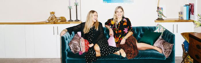 Best Wardrobes in Britain: Rixo's Orlagh and Henrietta