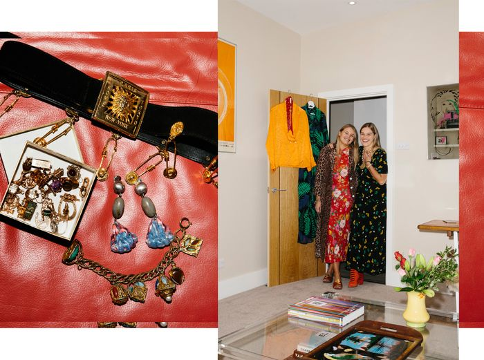 Inside the wardrobes of RIXO founders Orlagh and Henrietta