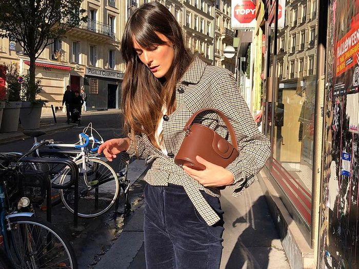 French Girl Work Outfits
