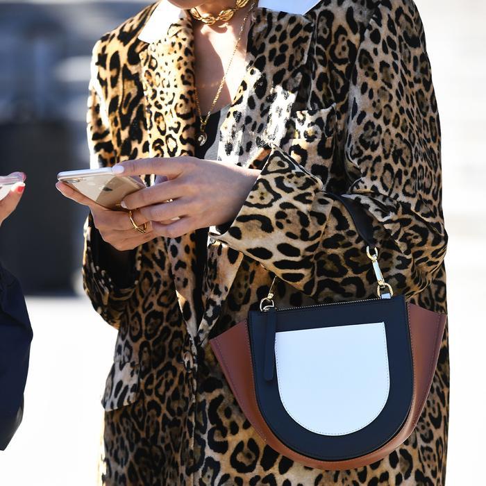 Leopard Jacket Street Style