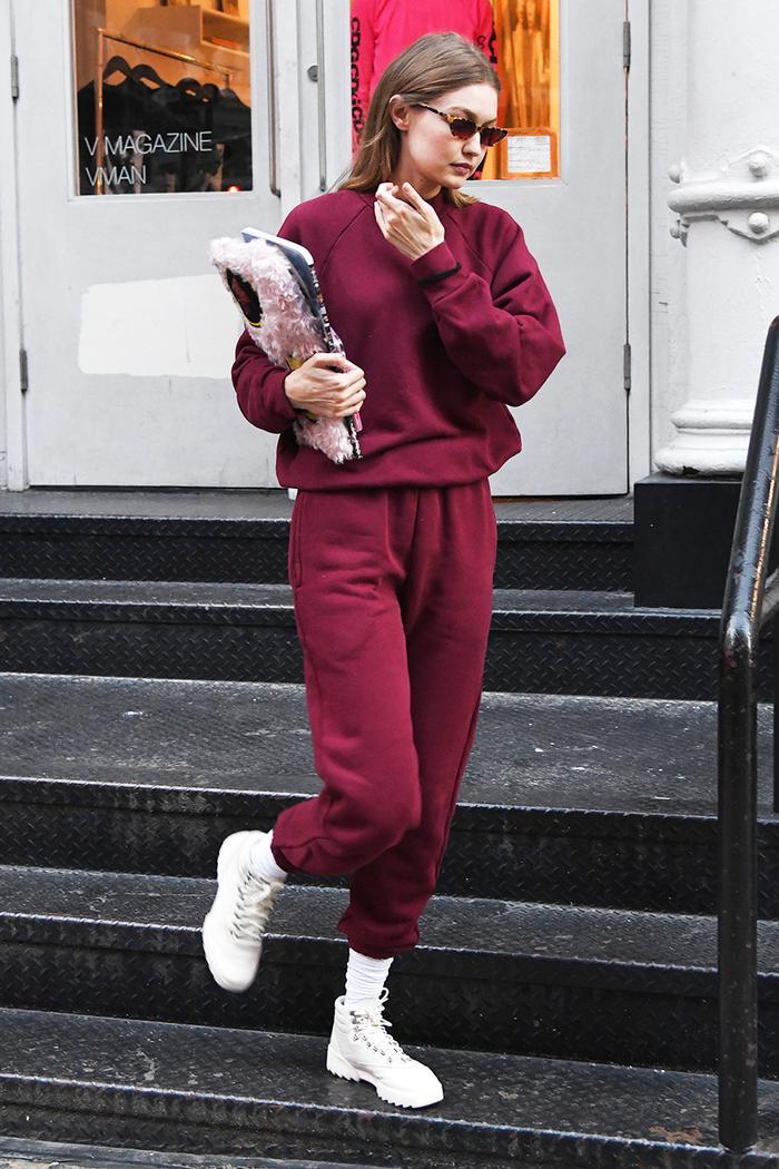 Shop the Reebok Sneakers Gigi Hadid