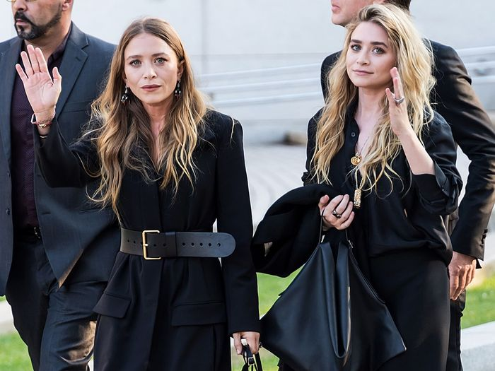 my Mary-Kate and Ashley Olsen–inspired outfits