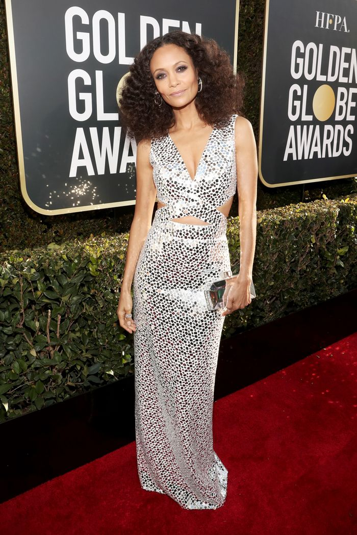 Golden Globe Awards 2019 Red Carpet Fashion Arrivals Who What Wear