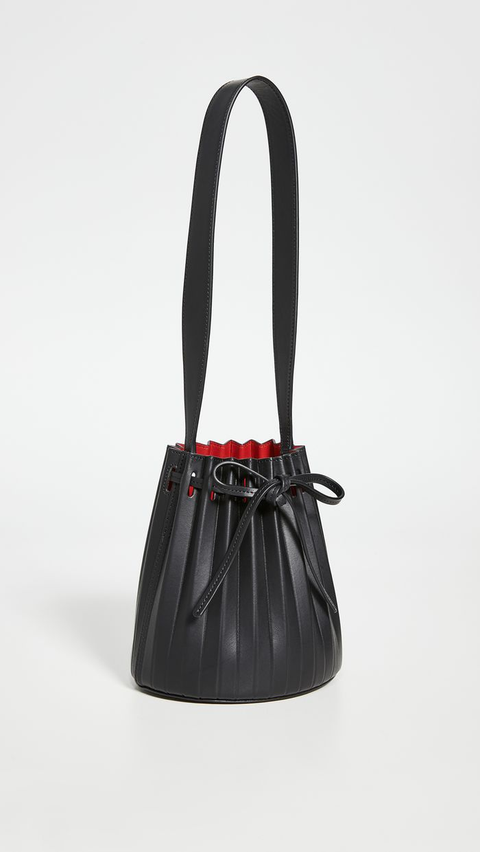 The Shirt Off My Back Pleated Bag